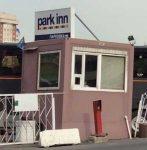 Прибалтийская park Inn парковка