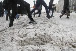 Горячая линия по уборке снега в Спб